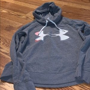 Under Armour Women's Cowl Neck SweatShirt